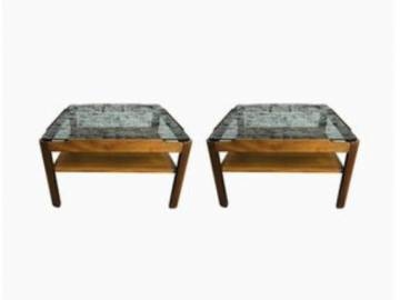 G-plan Teak Coffeetables, Set of 2.